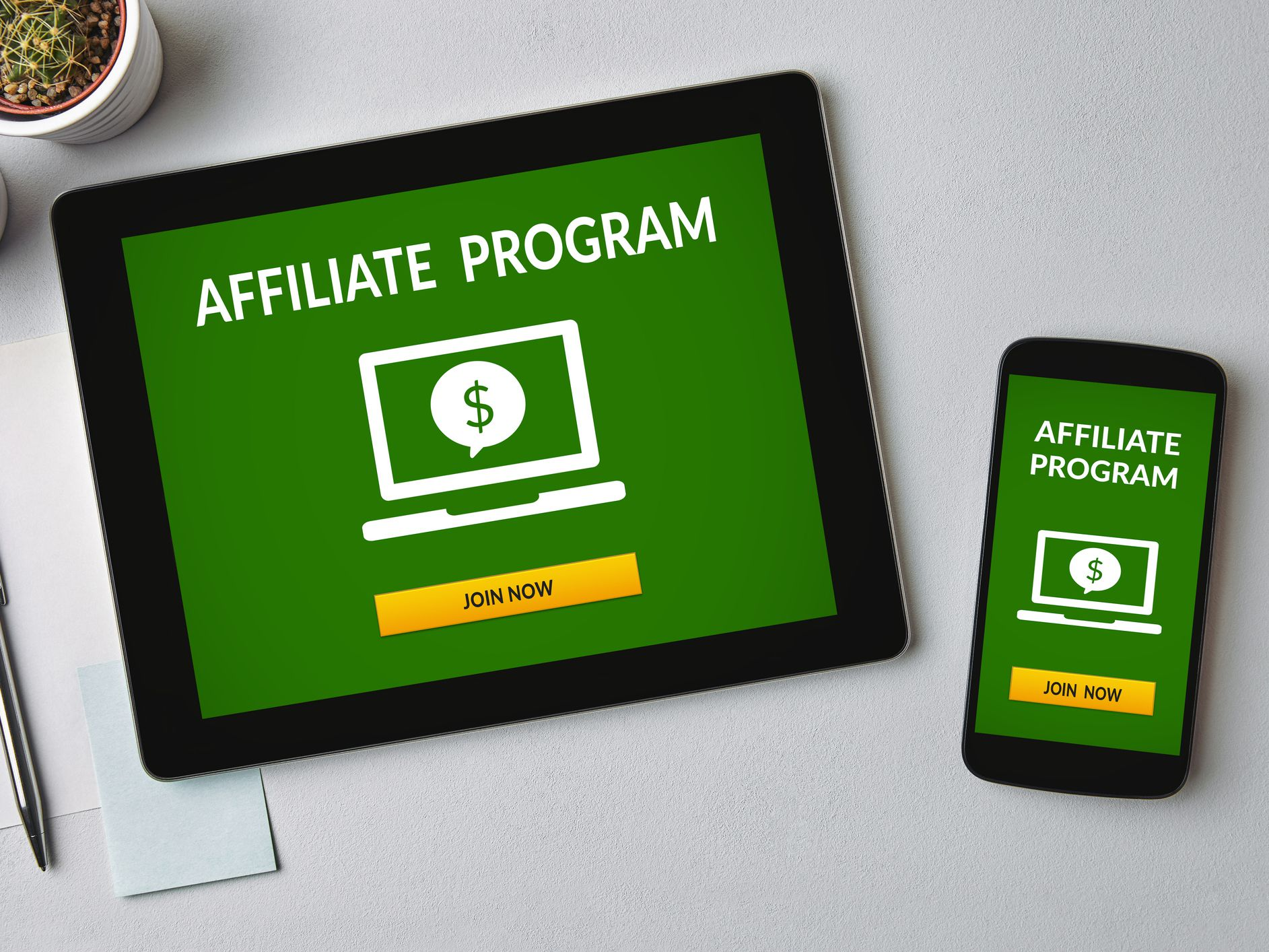 How to Make Money Online With Internet Affiliate Programs